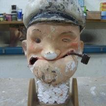 Popeye decapado