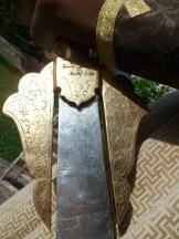Detalle espada