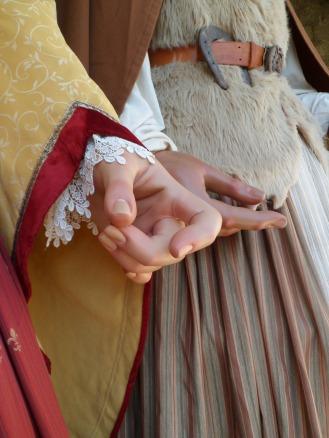Detalle manos